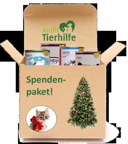 Spendenpaket Katze (1 Stück)